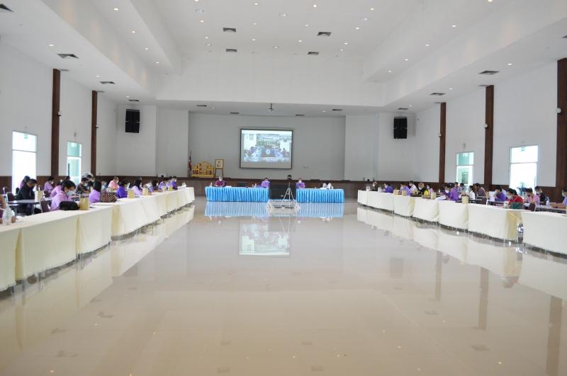 ประชุมคณะกรรมการขับเคลื่อนไทยไปด้วยกันระดับจังหวัด จังหวัดตาก ครั้งที่ 2/2564