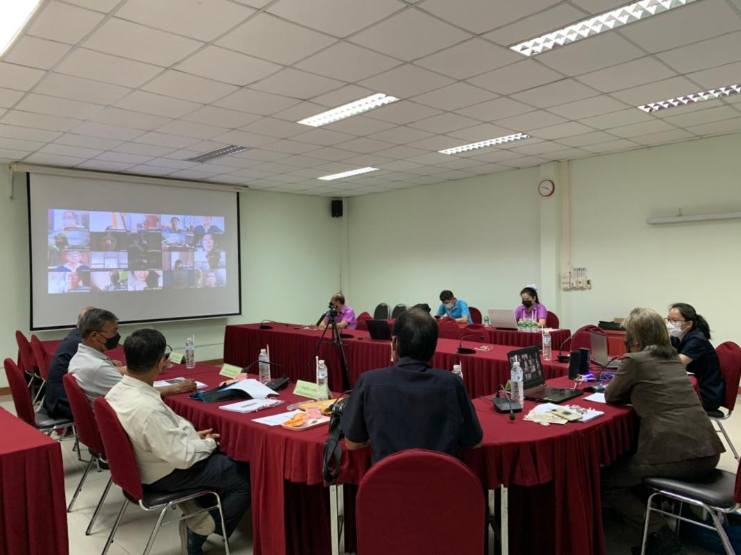 การประชุมสภาเกษตรกรจังหวัดตาก ครั้งที่ 4/2564
